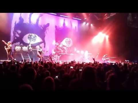 Alice Cooper - Poison Live at Ericsson Globe Arena