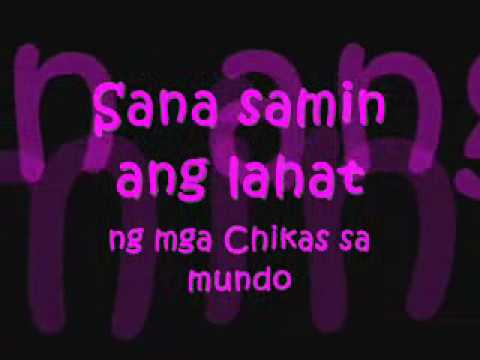 CHiKAS ALAS NG BLiSS FEAT. CURSE ONE LYRiCS.wmv