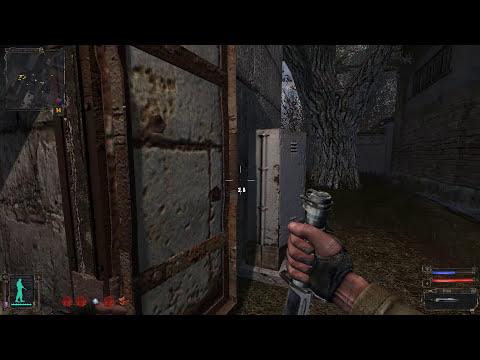 как пронести оружие в баре (s.t.a.l.k.e.r. тень Чернобыля).