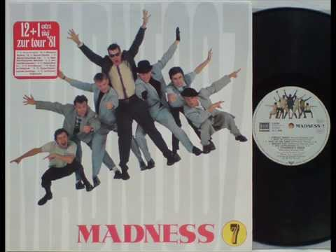 MADNESS - (THE COMPLETE MADNESS 7 ALBUM)