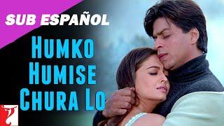 Humko Humise Chura Lo (Sub Español ) | Lata Mangeshkar Y Udit Narayan | Mohabbatein