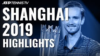 Full Tournament Match Highlights from Shanghai 2019