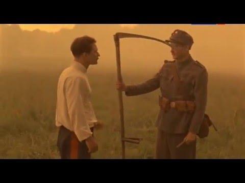 Тихий Дон. Потрясающая музыка, потрясающая сцена, потрясающий фильм.
