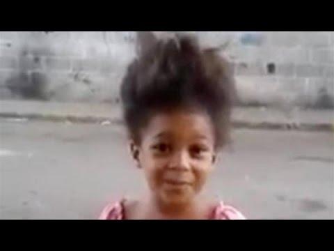Maduro, estoy cansada, dice una nena venezolana que es furor en las redes