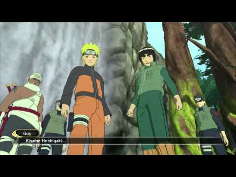 Naruto Shippuden: Ultimate Ninja Storm 3 Full Burst PC HD Gameplay Compilation