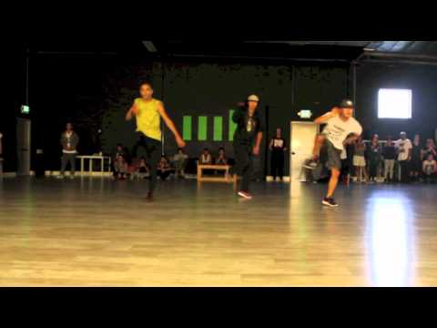 Candles in the Sun - Leroy Curwood & Alex Fetbroth choreography