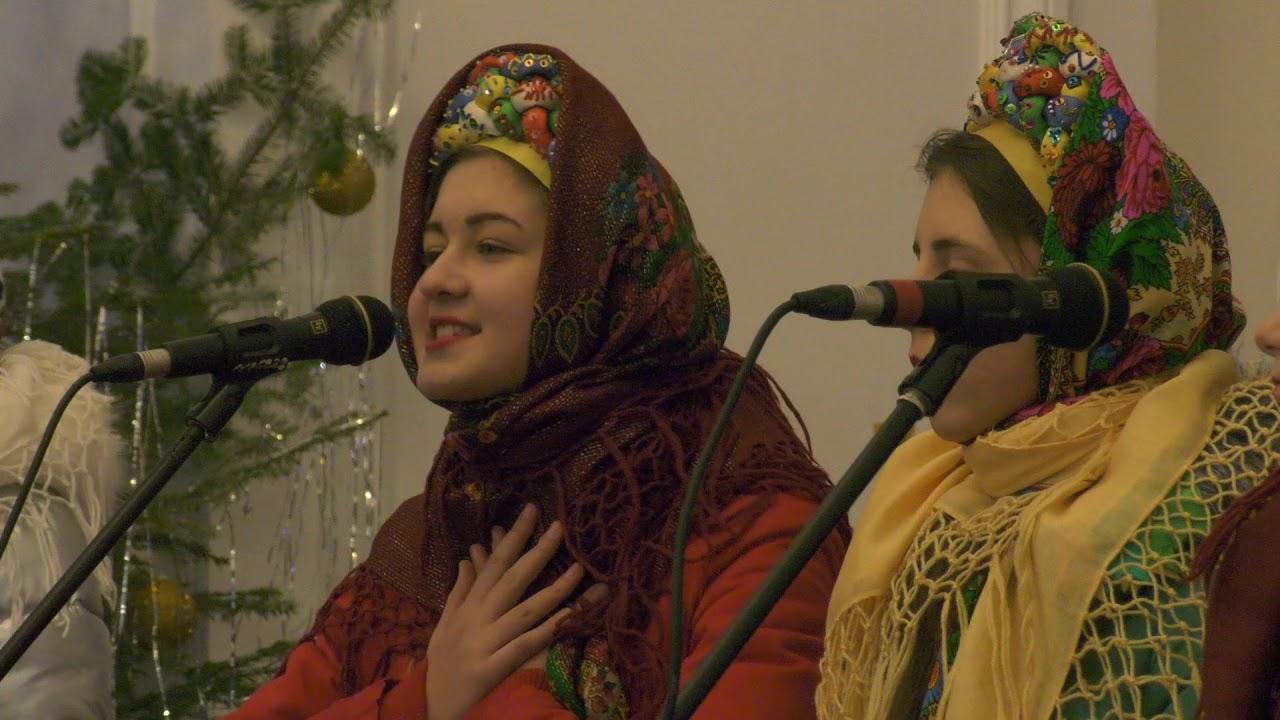 У костелі святого Валентина калушани насолоджувалися різдвяним концертом