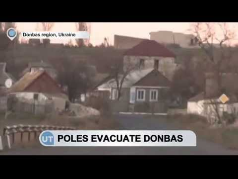 Poland to Evacuate East Ukraine Ethnic Poles: Operation set to begin in coming days