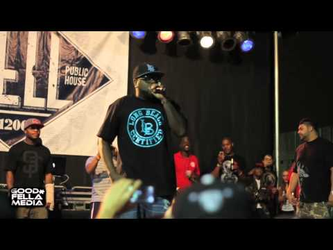 Crooked I - 7 Minute Brooklyn Freestyle (Video)