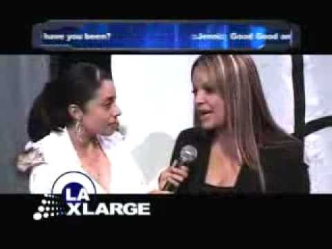 Jenni Rivera - Interview @ Lynwood High School