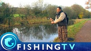 Lure Fishing for Pike with Julian Chidgey - Fishing TV