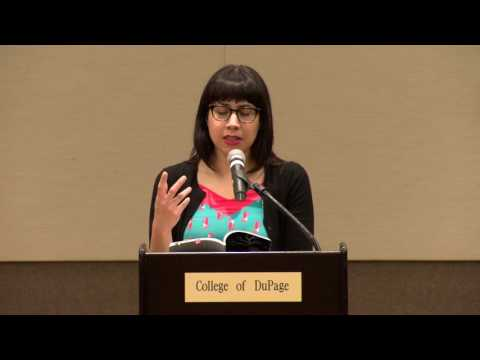 Writers Read - Erika Sanchez at College of DuPage