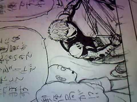 Yusuke Murata Drawing Yusuke Murata Inking Panel