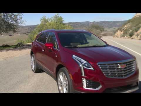 Тест Cadillac xt5: монументальная пятерочка