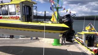 SeaHelp Bootstaufe 2014 Video