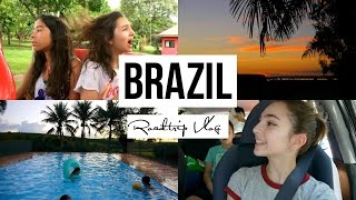BRAZIL ROADTRIP VLOG | 2016-17