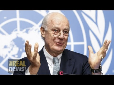 UN Peace Talks on Syria Remain Stalled