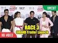 RACE 3 GRAND Trailer Launch | FULL HD Video | Salman Khan, Jacqueline, Bobby Deol MP3