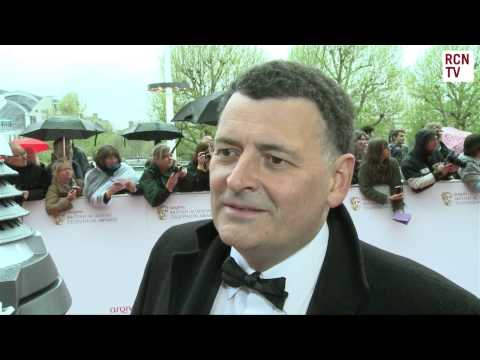 Steven Moffat Interview Doctor Who 50th Anniversary