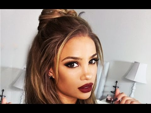 Holiday GLAM Makeup Tutorial!
