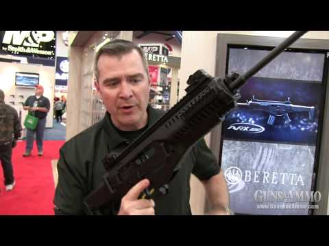 First Look at the Beretta ARX100