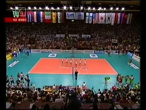 Bulgaria - Finland 12.07.2008, World League, Varna