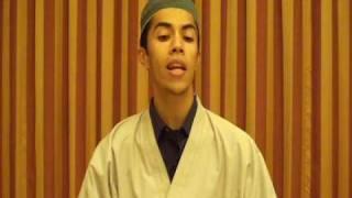 Beautiful Surah An-naba'a * Qari Youssef Edghouch *