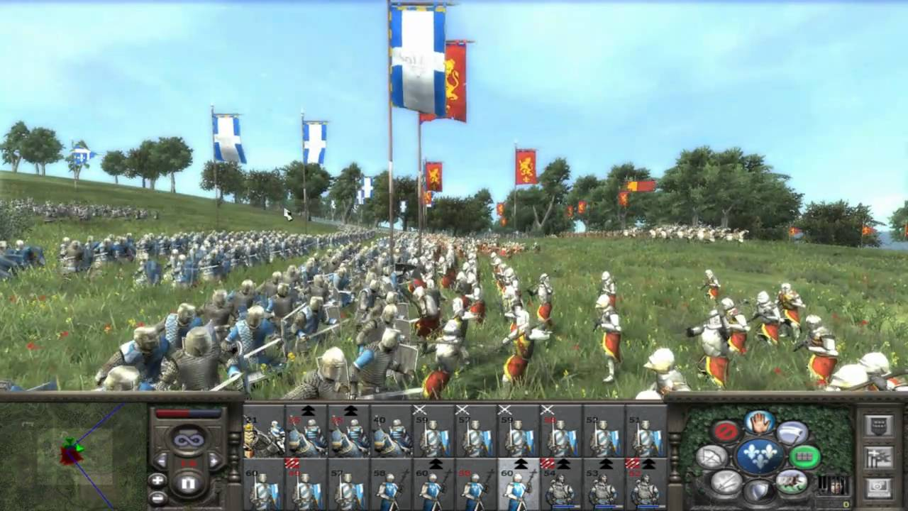 Gameplay | Medieval 2 Total