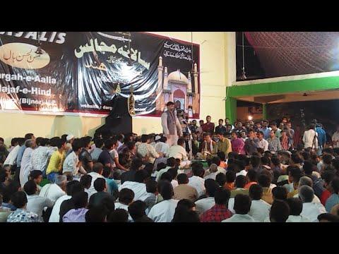 Taqi Novganvi Jashn 3rd Day Jogipura Dargah 2018