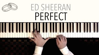 Ed Sheeran Perfect Wedding Version Featuring Pachelbel 39 S Canon Piano