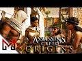 Assassin's Creed Origins Gameplay -=- Mazion Plays ACO! -=- Part 33
