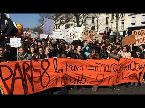 France labour law: Government unveils highly controversial job market reform
