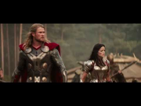 Thor 2 The Dark World Epic Trailer [HD]