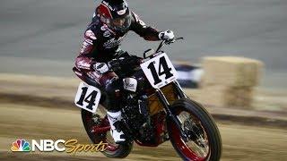 American Flat Track 2019: DAYTONA TT | EXTENDED HIGHLIGHTS | Motorsports on NBC