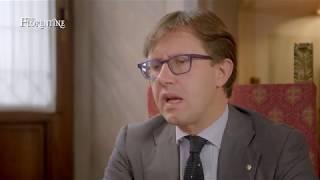 Dario Nardella, Mayor of Florence, speaks with The Florentine (1)
