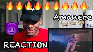 Anuel Aa Haze Amanece Official Audio Reaction Reaccion
