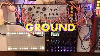 Ground: Modular Ambient Transitions
