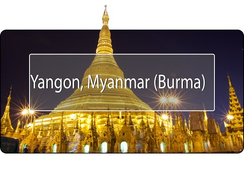 Randomly Go To Myanmar (Burma)