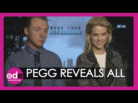 Simon Pegg: The truth about Benedict Cumberbatch