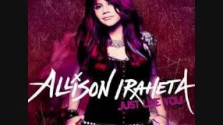 Watch Allison Iraheta Pieces video