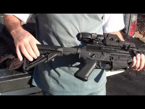 Sig Sauer 556 Swat With Eotech 3x Magnifier