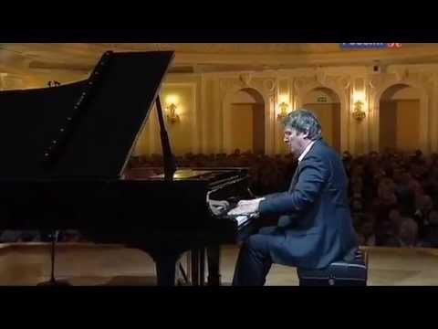 Boris Berezovsky plays Ravel Gaspard de la nuit - video
