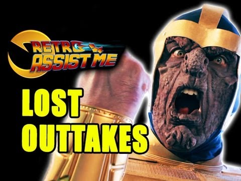 Retro Assist Me: The Lost Outtakes