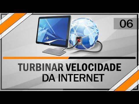 Como turbinar velocidade da internet | 100% funcional #6 - Windows 7 / 8 / 8.1