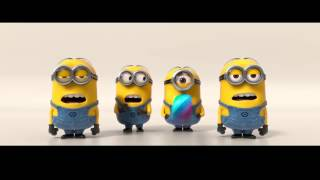 Minion Movie | Minions Banana Song (2014) SNSD TTS