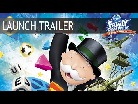 Hasbro Family Fun Pack - launch trailer [EUROPE]