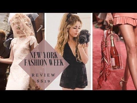 New York Fashion Week SS19 Review (Marc Jacobs Rodarte Savage x Fenty)