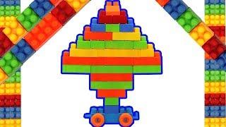 XMAS Tree Building Blocks Toys   Kids Christmas Tree with Building Blocks   Merry Christmas!!