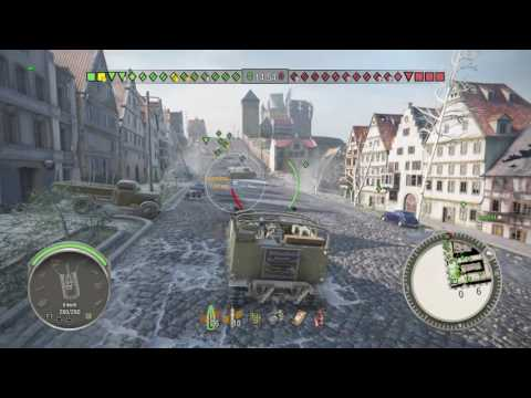 World of Tanks Ps4 - Poor Arty