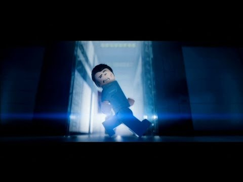 The LEGO Movie Videogame Walkthrough Part 11 - Put the Thing on the Thing
